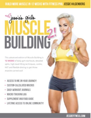 jessie fitness ebook designs by rhinohub