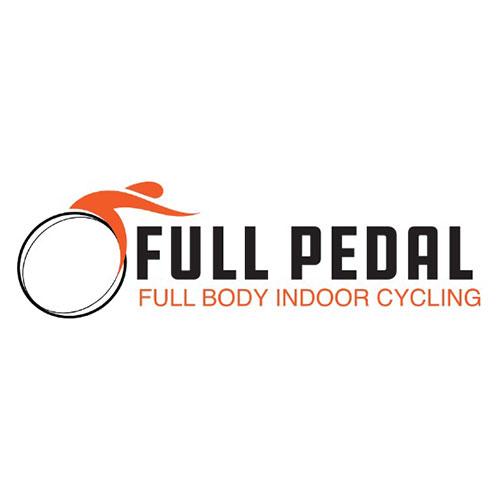 full pedal logo