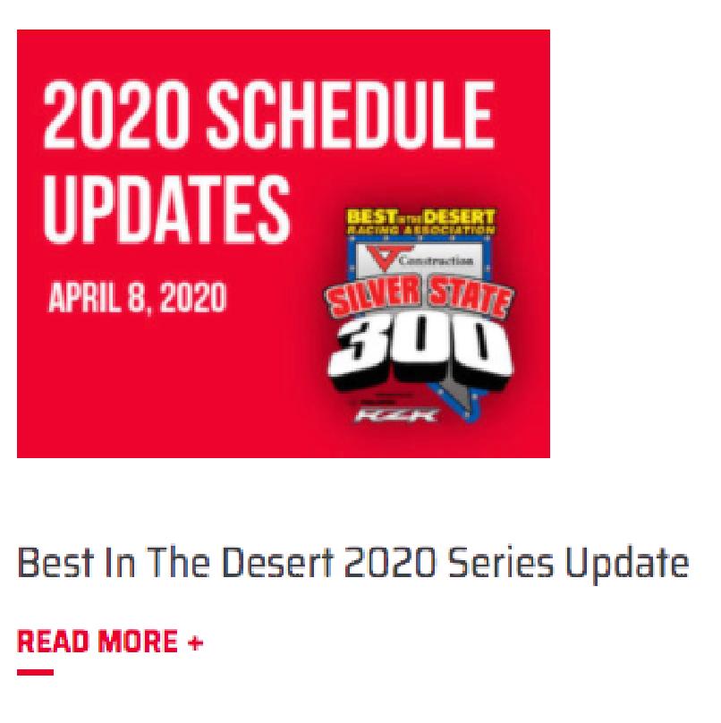 bitd 2020 schedule update